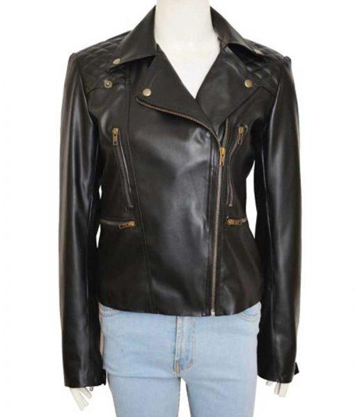 Lucifer Chloe Decker Leather Jacket