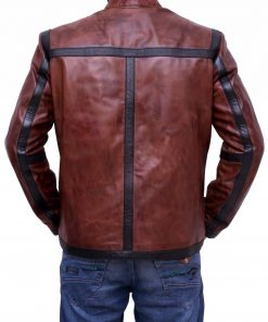 Lucifer Dan Espinoza Leather Jacket