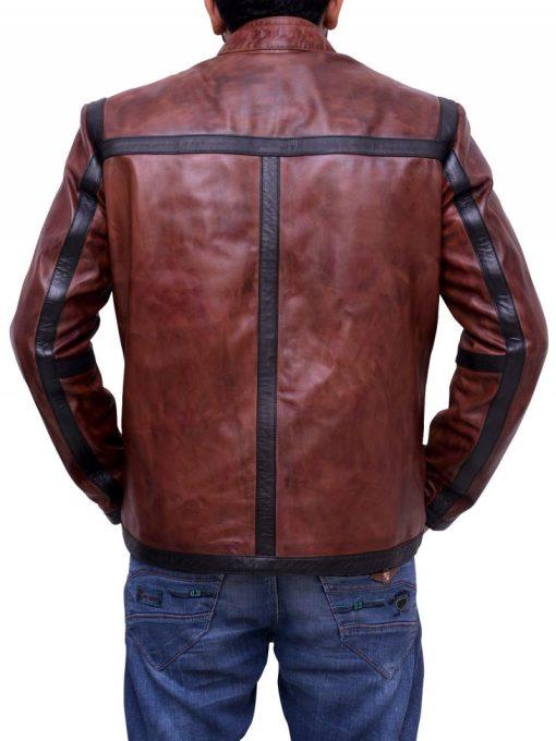 Lucifer Dan Espinoza Leather Jacket