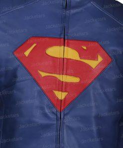 Man Of Steel Clark Kent Blue Leather Jacket.jpg