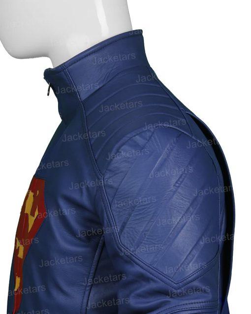 Man Of Steel Superman Clark Kent Jacket