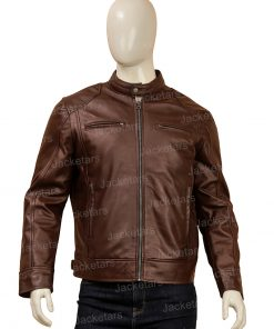 Mens Brown Jacket