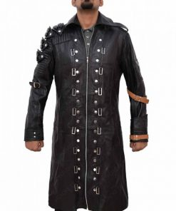 Playerunknown's Battlegrounds Leather Coat