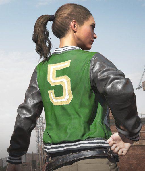 Playerunknown's Battlegrounds Letterman Bomber Jacket