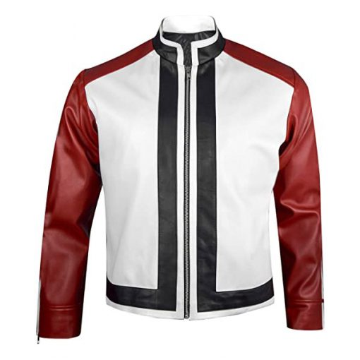 Rock Howard King of Fighters Leather Jacket