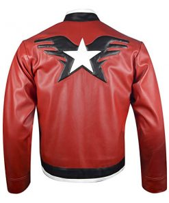Rock Howard King of Fighters Red Jacket