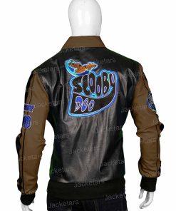 Scooby Doo Brown Jacket