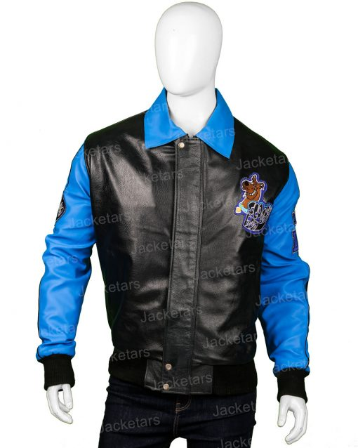 Scooby Doo Leather Jacket