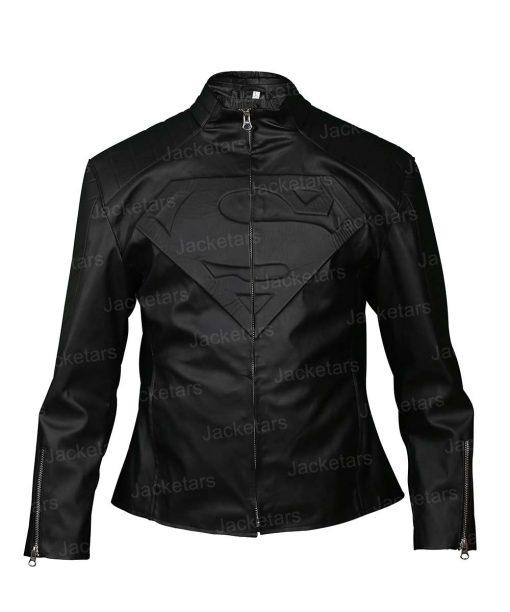 Smallville Superman Leather Jacket