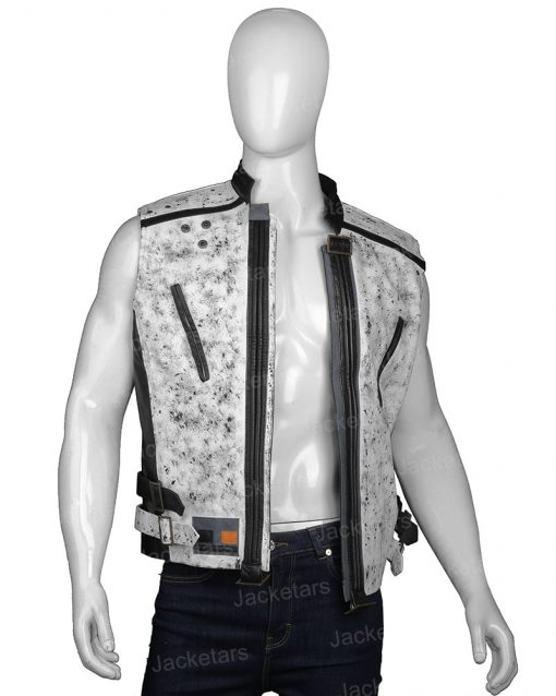 Solo A Star Wars Story Han Leather Vest