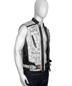 Solo A Star Wars Story Han White Vest