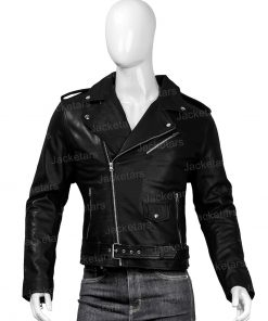 Southside Serpent Black Leather Jacket