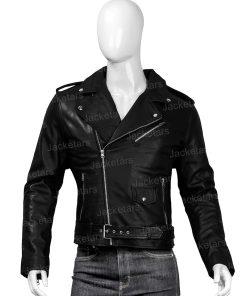 Southside Serpent Black Leather Jacket