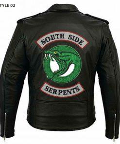 Southside Serpent Riverdale Leather Jacket