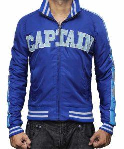 Suicide Squad Captain Boomerang Bomber Jacket