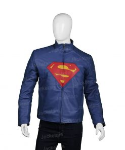 Superman Man Of Steel Henry Cavill Jacket
