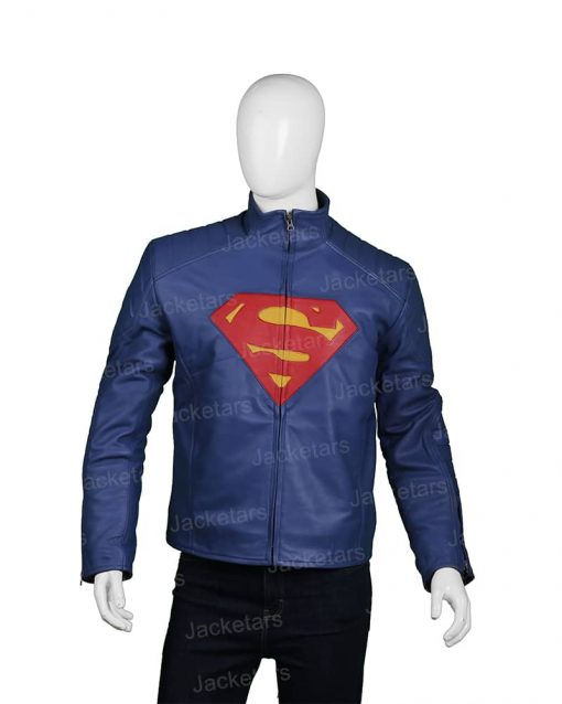 Superman Man Of Steel Henry Cavill Jacket