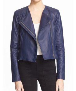 The Arrow Felicity Smoak Leather Jacket