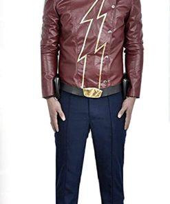 The Flash Jay Garrick Leather Jacket