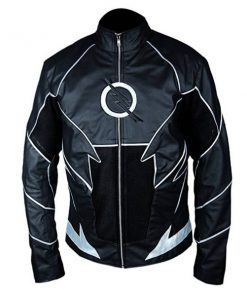 The Flash Zoom Barry Allen Leather Jacket
