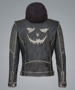Suicide Squad The Killing Joker Distressed Jacket