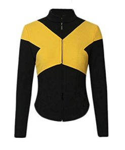 X-Men: Dark Phoenix Jean Grey Bomber Black Jacket