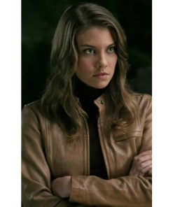Bela Talbot Supernatural Jacket