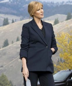 Beth Dutton Yellowstone S03 Blazer