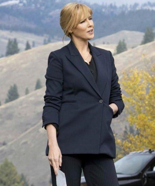 Beth Dutton Yellowstone S03 Blazer