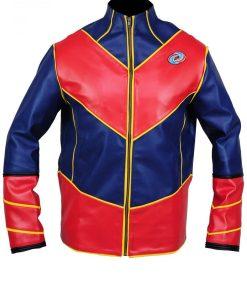 Captain Man Henry Danger Leather Jacket-min