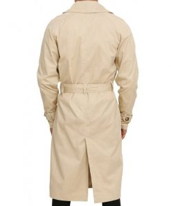 Castiel Supernatural Brown Trench Coat