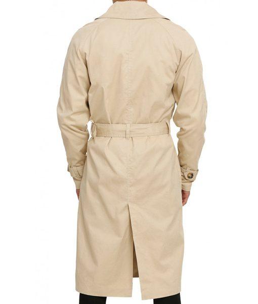 Castiel Supernatural Brown Trench Coat
