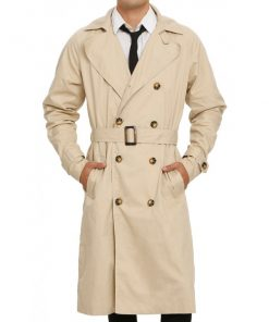 Castiel Supernatural Trench Coat