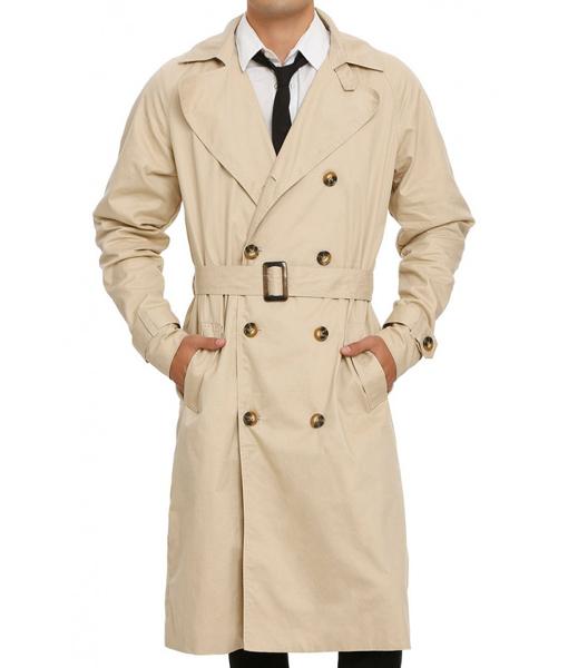 Castiel Supernatural Trench Coat