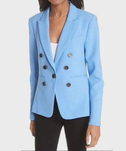 Chloe Decker Lucifer Blue Blazer