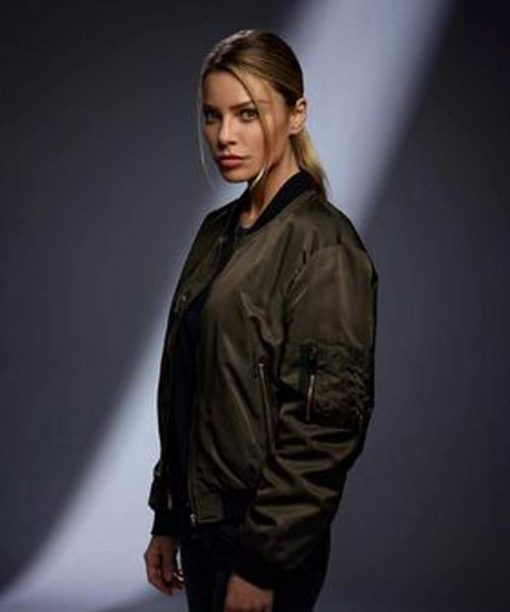 Chloe Decker Lucifer Bomber Jacket