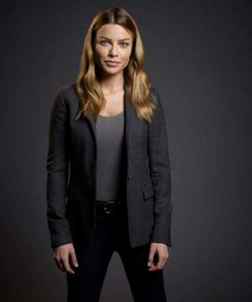 Chloe Decker Lucifer Grey Blazer