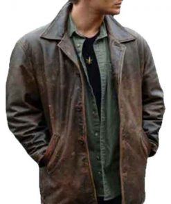 Supernatural Dean Winchester Brown Coat