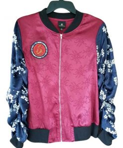 Disney Princess Mulan Bomber Jacket