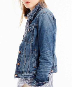Hannah Baker 13 Reasons Why Jacket