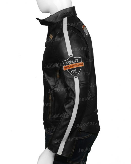 Harley Davidson Mens Command Black Jacket.jpg