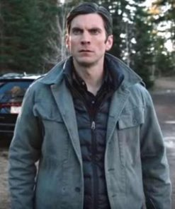 Jamie Dutton Yellowstone Grey Jacket