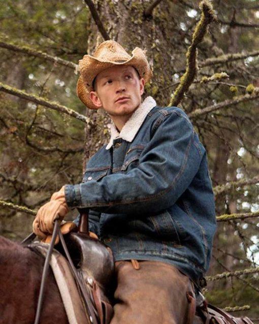 Jimmy Hurdstrom Yellowstone Denim Jacket