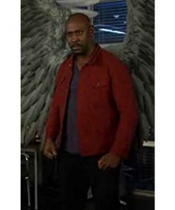 Lucifer Amenadiel Red Jacket