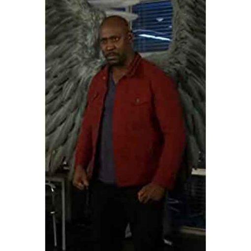 Lucifer Amenadiel Red Jacket