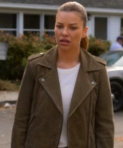 Lucifer Chloe Decker Brown Jacket