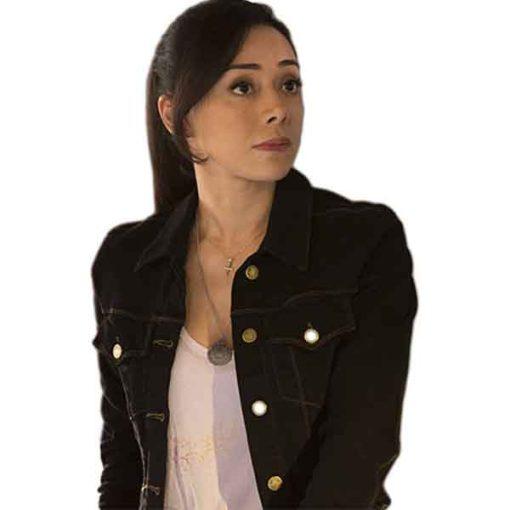 Lucifer Ella Lopez Denim Jacket