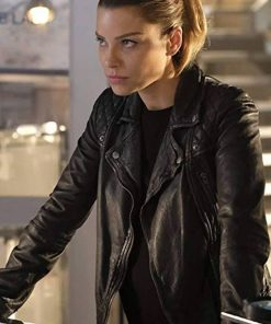 Lucifer S05 Chloe Decker Black Jacket