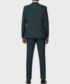 Lucifer Tom Ellis Green Suit
