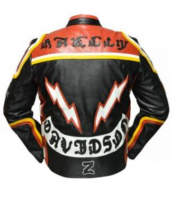 Marlboro Man Harley Davidson Leather Jacket